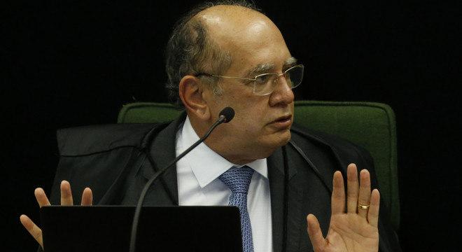 Gilmar Mendes voutou por liberdade de Lula