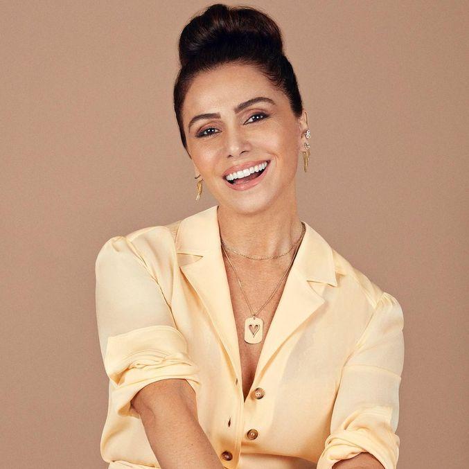 Giovanna Antonelli é protagonista em Quanto Mais Vida, Melhor!, na Globo