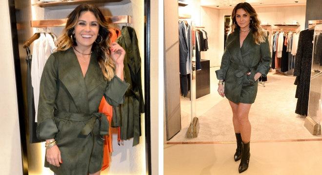 Giovanna Antonelli (Fotos: Francisco Cepeda/AgNews)