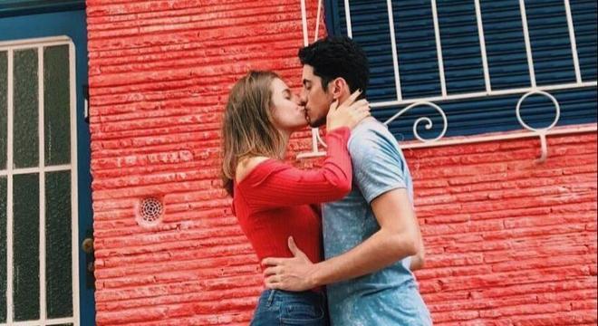 Giovanna Caminha e João Paulo Oliveira são da mesma sala na faculdade