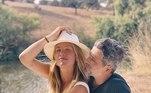 'Paixão da minha vida inteira', se declarou Giovanna para o marido, Bruno Gagliasso