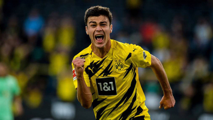 Giovanni Reyna: Borussia Dortmund - 19 anos - meio-campista
