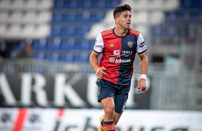 Giovanni Simeone - 26 anos - Atacante - Clube: Cagliari - País: Argentina - Contrato até: 30/06/2024