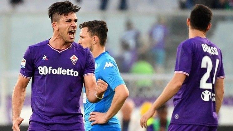 Giovanni Simeone - Filho do atual treinador do Atlético de Madrid, Diego Simeone. Atualmente, ele defende as cores do Cagliari, emprestado pela Fiorentina