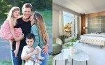 GiseleBündchen e o marido, o astro da NFL Tom Brady,decidiram colocar à venda o apartamento de luxo da família, em Nova York,Estados Unidos,por cerca de R$ 203 milhões—R$ 70 milhões a mais que o valor pago pelo casal, há dois anos. As informações foram divulgadas pela revista New York Post.Confira imagens da propriedade luxuosa!