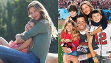 Tom Brady se declara para Gisele Bündchen: 'Amor da minha vida'