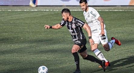 Giuliano estreou pelo Corinthians
