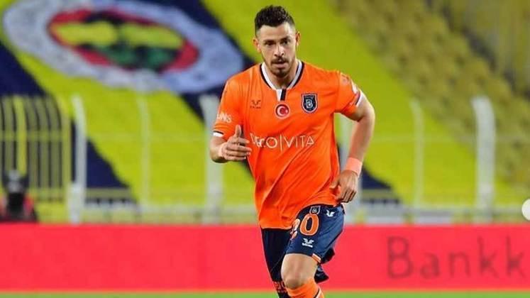 Giuliano - Meia - 30 - Basaksehir FK - Na Turquía, Giuliano começou como titular em 22% das partidas e marcou apenas um gol. O meia é um sonho da torcida gremista.