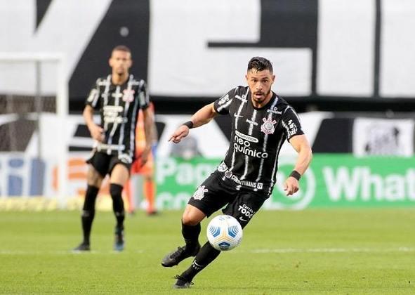 Giuliano: o atleta já se achou no meio-campo do Corinthians e soma boas atuações pelo Timão no Brasileirão.