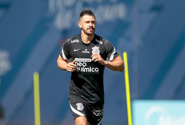 Giuliano tem realizado atividades com a preparação física