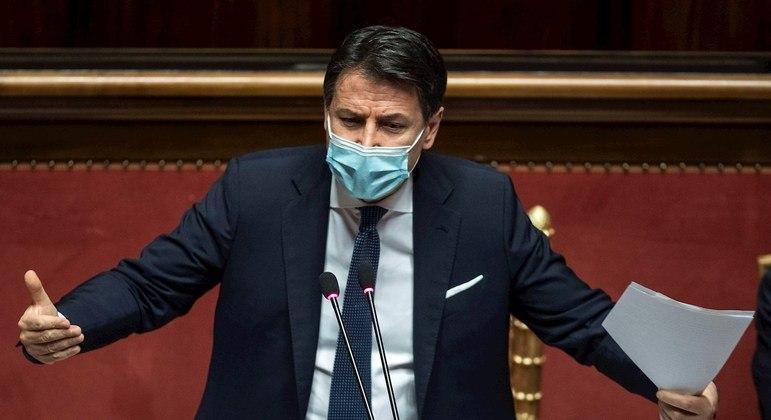 Primeiro-ministro da Itália, Giuseppe Conte