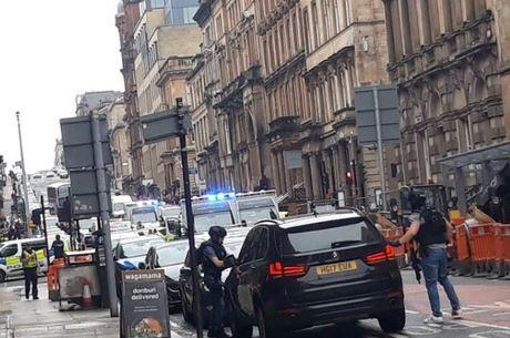Autor de ataque em Glasgow foi morto pela polícia