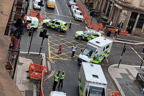 Atentado em Glasgow deixa mortos e feridos