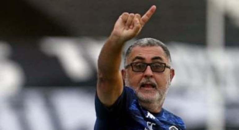 Gláucio Carvalho - Botafogo
