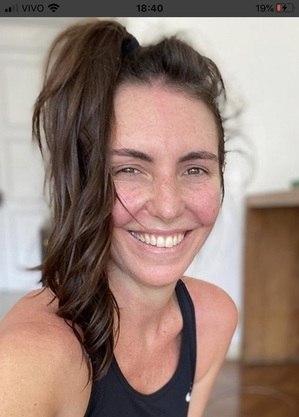 Glenda Kozlowski vai aos Jogos Olímpicos