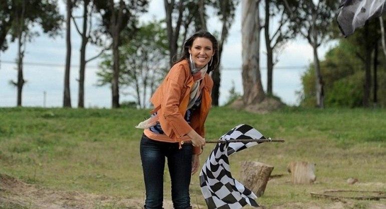 """Glenda Kozlowski apresentou o  """"Hipertensão"""" na Globo"""