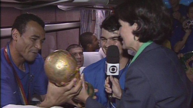 Globo transmitia os jogos da Seleção nas Eliminatórias desde 1969