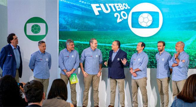 Patrocinadores bancaram R$ 1,8 bilhão com o futebol da Globo. Querem o Flamengo