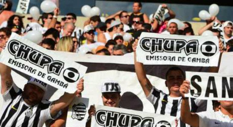 Vários clubes protestaram por décadas pelo privilégio que Corinthians e Flamengo tinham na Globo