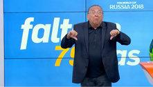 Decadência da Globo. TV WA toma seleção nas Eliminatórias