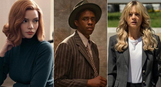 Anya Taylor-Joy, Chadwick Boseman e Carey Mulligan são alguns dos destaques