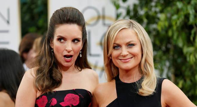 Tina Fey e Amy Poehler comandam cerimônia pela terceira vez