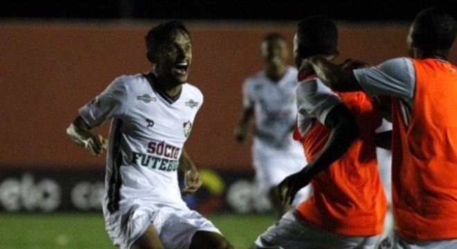 Globo-Rn x Fluminense
