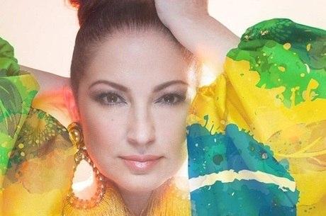 Gloria Estefan é fã da música brasileira