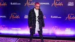 Gloria Groove brilha em pré-estreia de _Aladdin_. Veja quem mais marcou presença (AgNews)