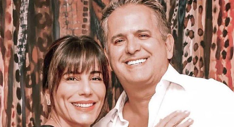 Com marido internado, Gloria Pires faz apelo sobre uso de máscara