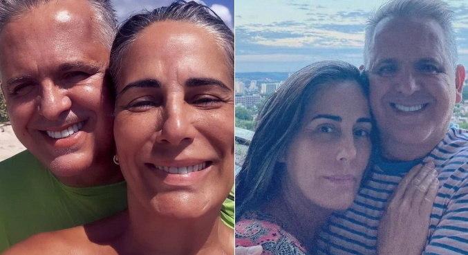 Orlando Morais está internado com covid-19, e Gloria Pires deu notícias sobre ele