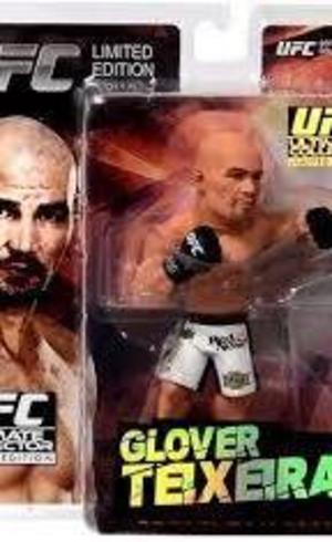 Virou até boneco do UFC
