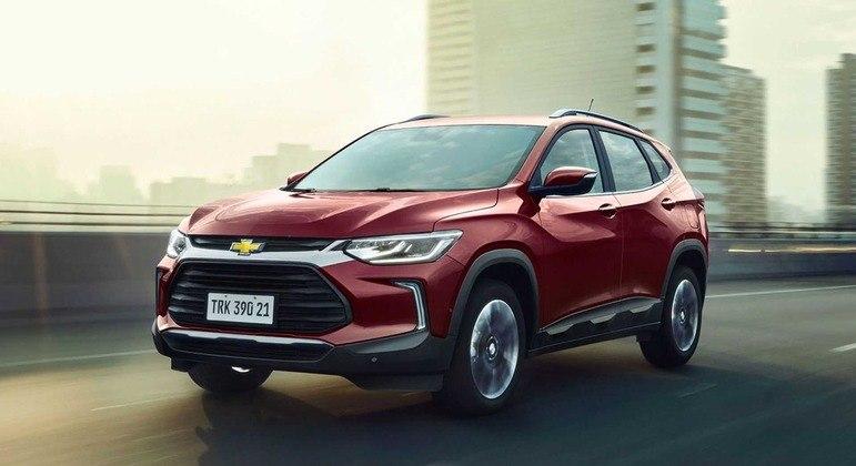 Chevrolet Tracker também é especulada para receber produção na Argentina