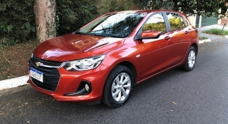 Compacto na configuração hatch foi o automóvel mais vendido do país nos últimos seis anos