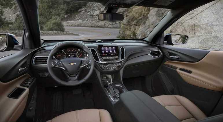 Interior deve ter central multimídia de 8 polegadas compatível com Android Auto e Apple CarPlay
