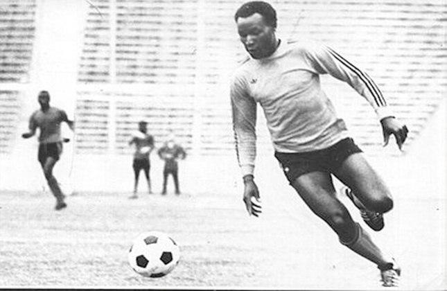 Godfrey Chitalu: 79 gols em 108 jogos pela seleção da Zâmbia.