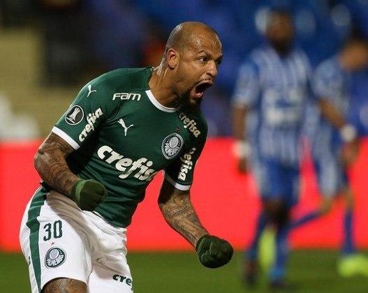 Godoy Cruz 2x2 Palmeiras - oitavas de final de 2019
