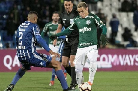 Godoy Cruz x Palmeiras, Libertadores 2019