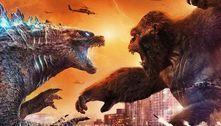 'Godzilla vs King Kong' vira maior bilheteria desde início da pandemia