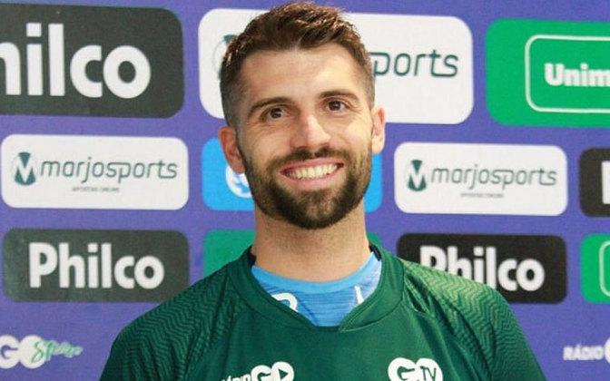 Goiás: Daniel Bessa (BRA) - (meia/27 anos)