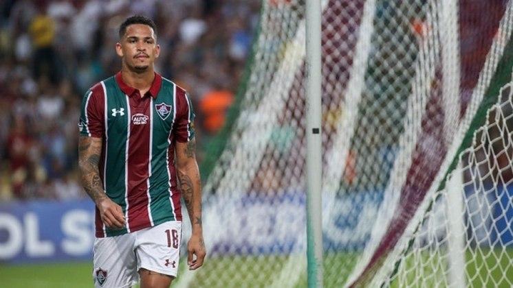Goiás: Luciano, 20 gols