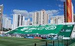 Goiás x São Paulo, partida adiada,