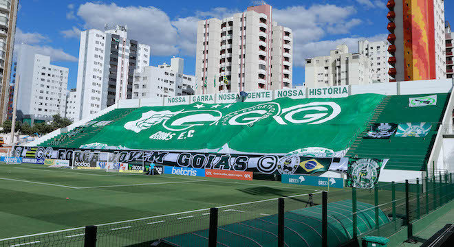 Suspensão do jogo entre Goiás e São Paulo foi autorizada pelo STJD