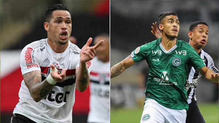 Goiás x São Paulo – válido pela 1ª rodada: Antes do jogo começar, o Goiás anunciou que nove jogadores testaram positivo para o Covid-19. Os jogadores do São Paulo já estavam no gramado quando a partida foi adiada.