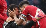 O gol selou a vitória da equipe de Liverpool e mantém viva a esperança de classificação para a Champions, o campeonato mais cobiçado da europa