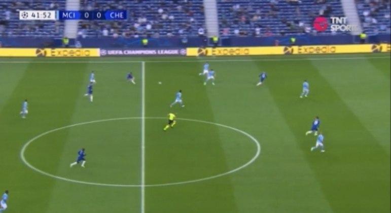 Gol do Chelsea na final da Champions League