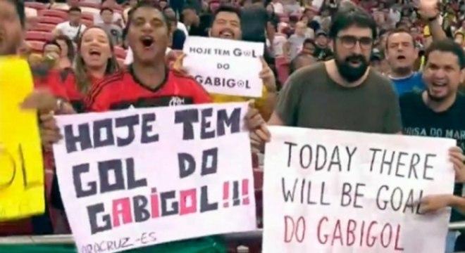 Gol do Gabigol - Seleção