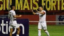 Palmeiras vence o Sport fora de casa e se aproxima do G4