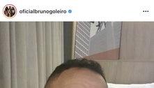 """Goleiro Bruno celebra """"36 anos bem vividos"""" em post de aniversário"""