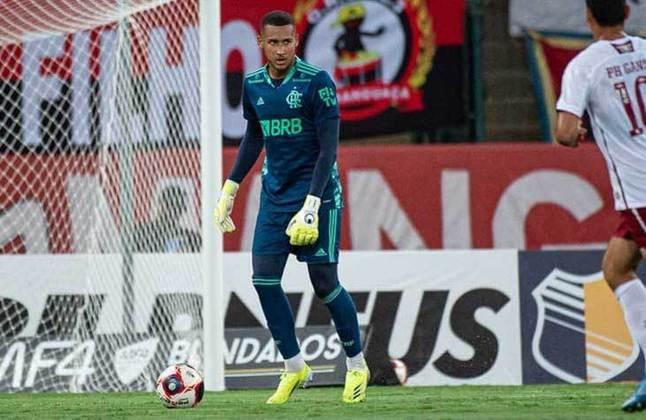 Goleiro: Gabriel Batista (Flamengo) - 500 mil euros (R$ 3,1 milhões) / Jaílson (Palmeiras) - 250 mil euros (R$ 1,5 milhão).